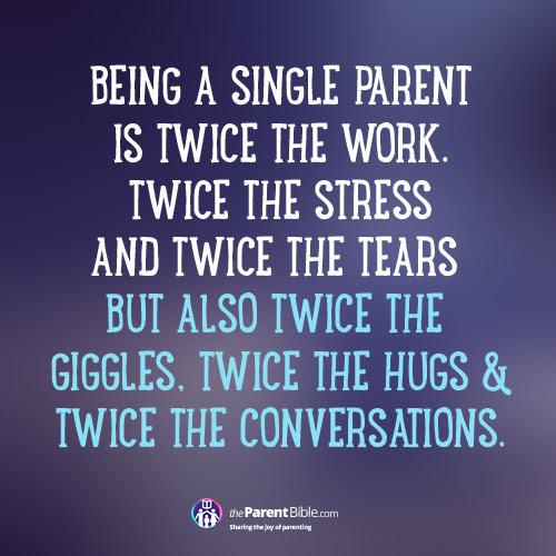 Quotes About Single Parent 94 Quotes