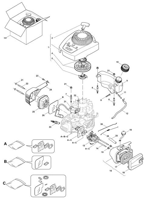 Assembly Parts List