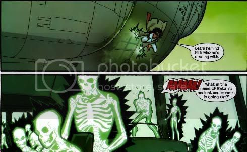 Ataque de raios-x