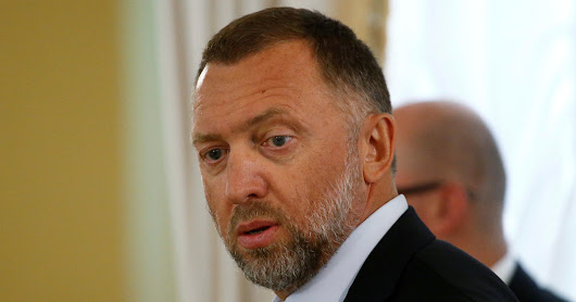 Russian Oligarch and Allies Could Benefit From Sanctions Deal, Document Shows - The New York Times