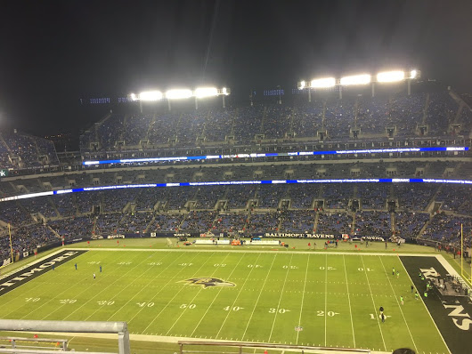 Baltimore Ravens Bringing Digital Ticketing To M&T Bank Stadium | From This Seat