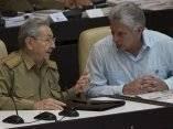 Sesión plenaria del Parlamento Cubano