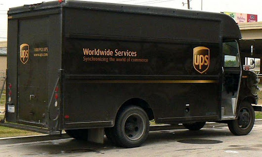 Why UPS Trucks Don't Turn Left