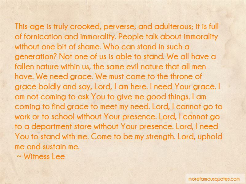 Lord I Need You Quotes Top 35 Quotes About Lord I Need You From
