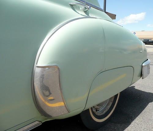 Chevy Delux by RV Bob