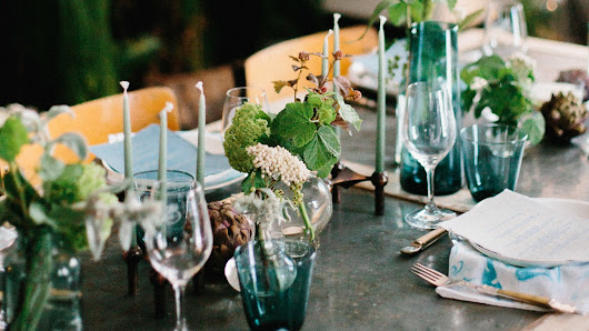 A Secret Garden–Inspired Dinner Party in the French Riviera