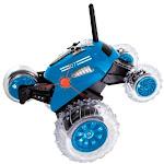 Sharper Image - Monster Spinning Car - Blue