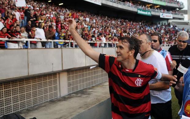 gringo de volta (André Durão/Globoesporte.com)