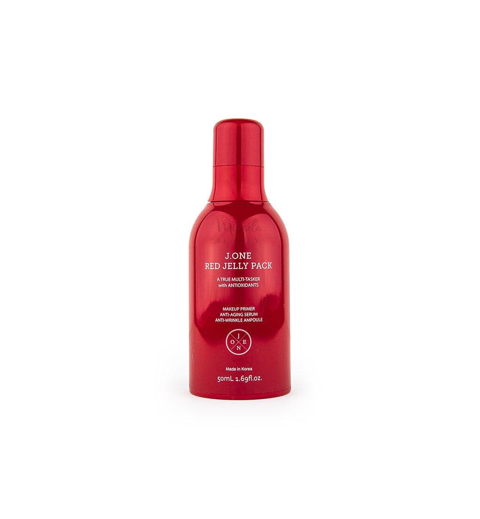 J.ONE Red Jelly Pack | Korean Skincare Cosmetics | Canada | Mikaela - Mikaela Beauty