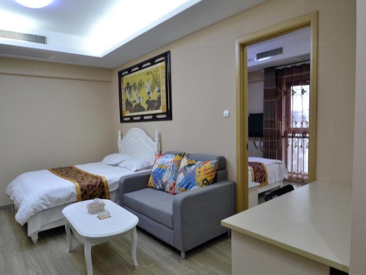Nanjing Haoting Hotel Apartment Discount