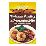 Goldenfry Yorkshire Pudding Mix, 5 Ounce Box (Pack of 6) By British Food Supplies