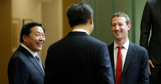 Facebook Said to Create Censorship Tool to Get Back Into China - The New York Times