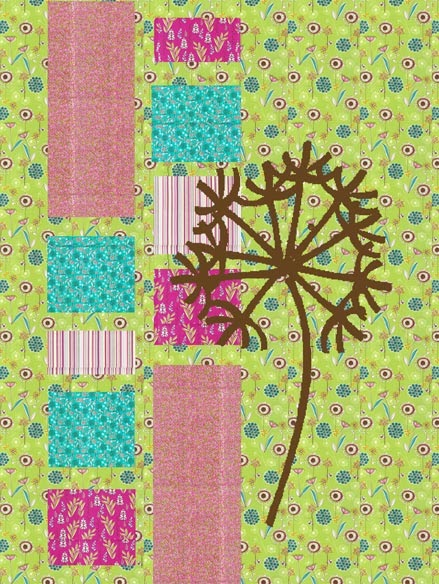 Quilting Tutorials Cute Free Quilt Pattern For Summer