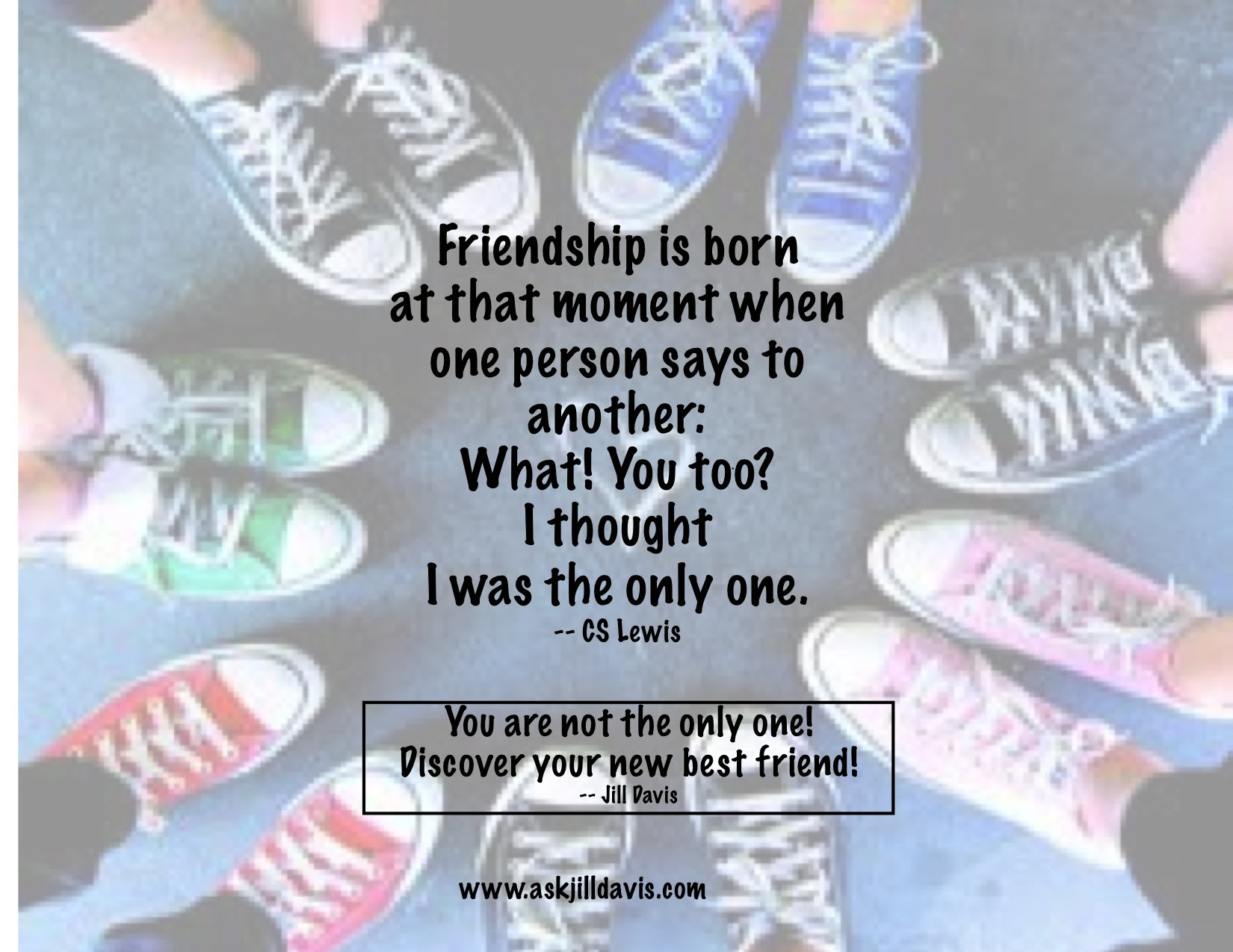Quotes About New Friends In College 17 Quotes