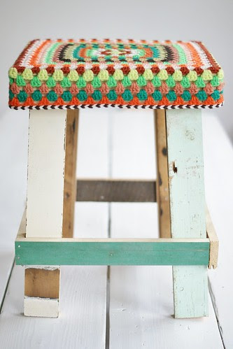sweet home alabama by wood & wool stool