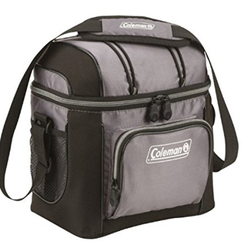 Coleman 9-Can Soft Cooler With Hard Liner $10.62 (Retail $29.99) | STL Mommy