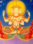 Astrotheology and Hinduism