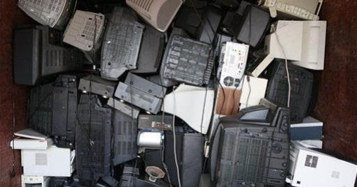Americans Each Churn Out 65lbs of E-Waste a Year