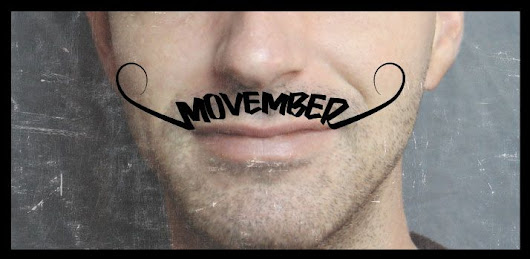Vertical Measures Cheered Beards for Movember