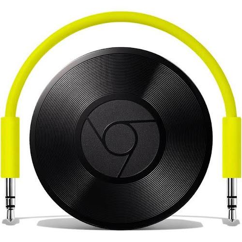 Google Chromecast Audio - Wi-Fi
