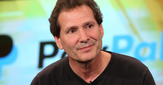 PayPal's CEO is ready to break records on Giving Tuesday