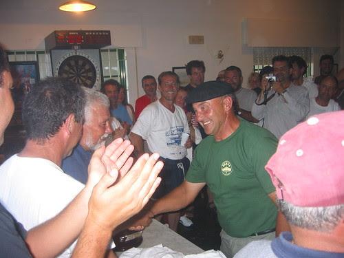 Regata da Dorna - Palmeira 2004