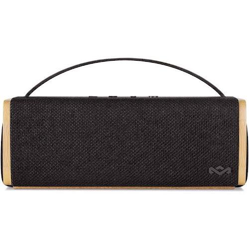 House of Marley Riddim BT Portable Speaker - Wireless - Signature Black