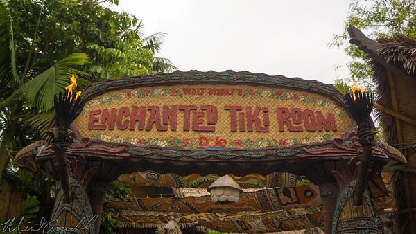 Disneyland Resort, Disneyland60, Disneyland, Adventureland, Enchanted, Tiki, Room, Dole, Whip, Stitch, Vinylmation