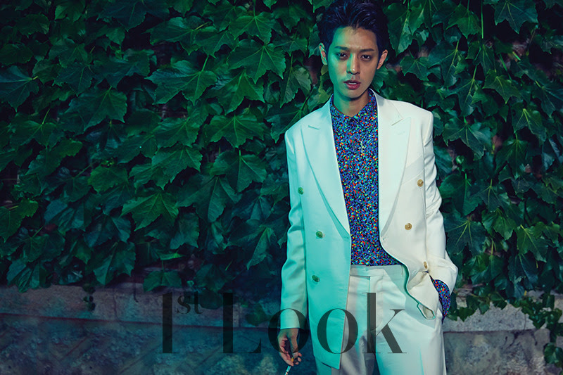 Jung Joon Young - 1st Look Magazine Vol.92