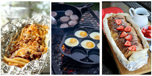 25 Easy Summer Campfire Recipes (That Aren't S'mores!)