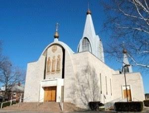 Three Saints Orthodox Church, Ansonia, Connecticut