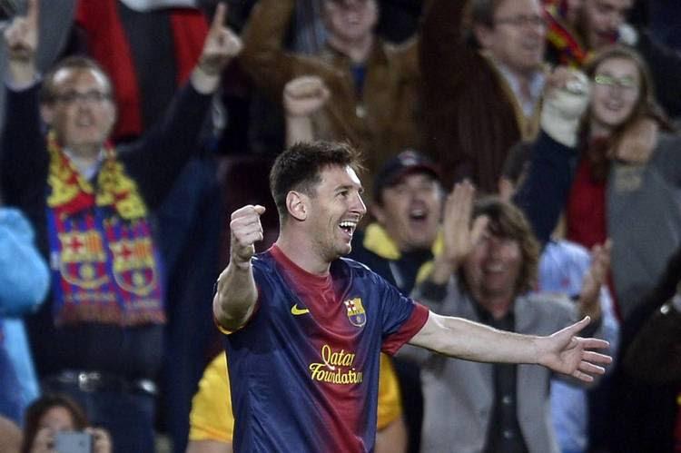 Messi por dos.