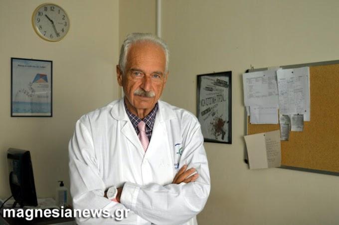 Κωνσταντίνος Γουργουλιάνης: Ο κορωνοϊός δεν είναι «φονικός ιός», είναι πολύ μεταδοτικός Συνέντευξη του Καθηγητή Πνευμονολογίας στο πλαίσιο του ευρωπαϊκού έργου «Η βραδιά του Ερευνητή»