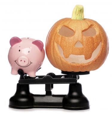 Paganism Is Popular Because It Is Profitable--Prime Example: Halloween