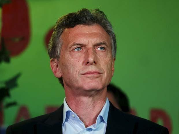 Mauricio Macri, prefeito de Buenos Aires, é candidato à presidente nas próximas eleições da Argentina (Foto: REUTERS/Marcos Brindicci)
