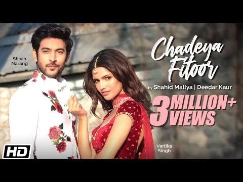 Chadeya Fitoor lyrics-Shivin Narang/Vartika Singh