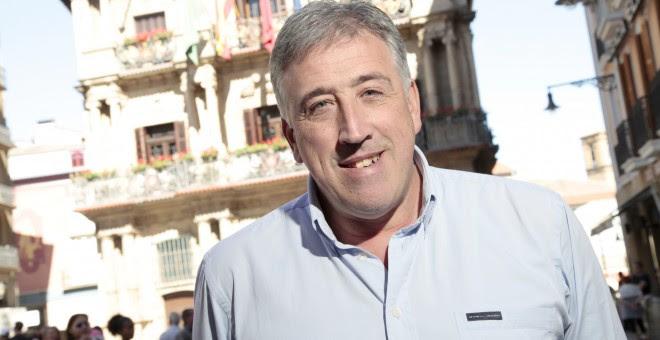 El alcalde de Pamplona Joseba Asiron.- ALCALDÍA DE PAMPLONA