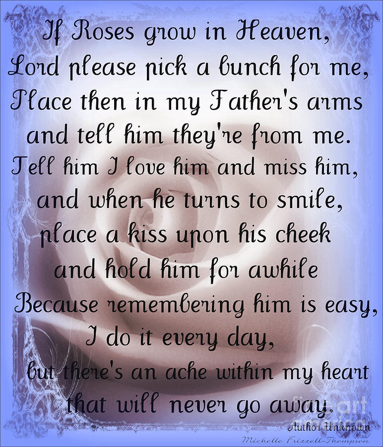Quotes About Dad Passed Away 35 Quotes