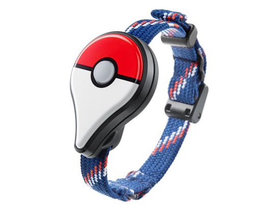 I4U News Pokemon Go Plus (3 units) Giveaway