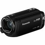 Panasonic HC-W580 2.51 MP Camcorder - 1080p