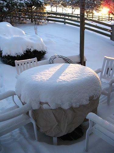 Table Snow