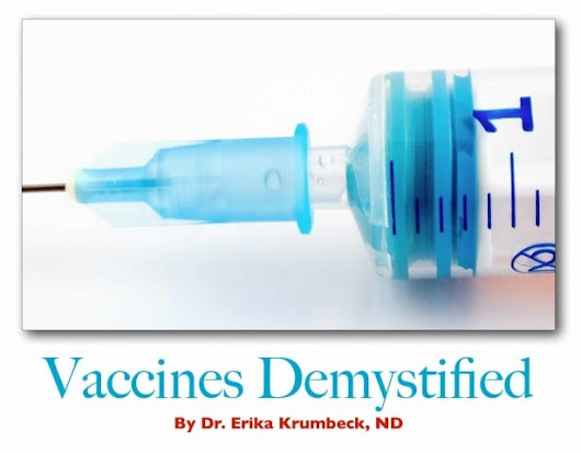 Vaccines Demystified webinar available for sale. - Montana Whole Health
