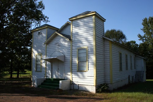 church right outside of douglas