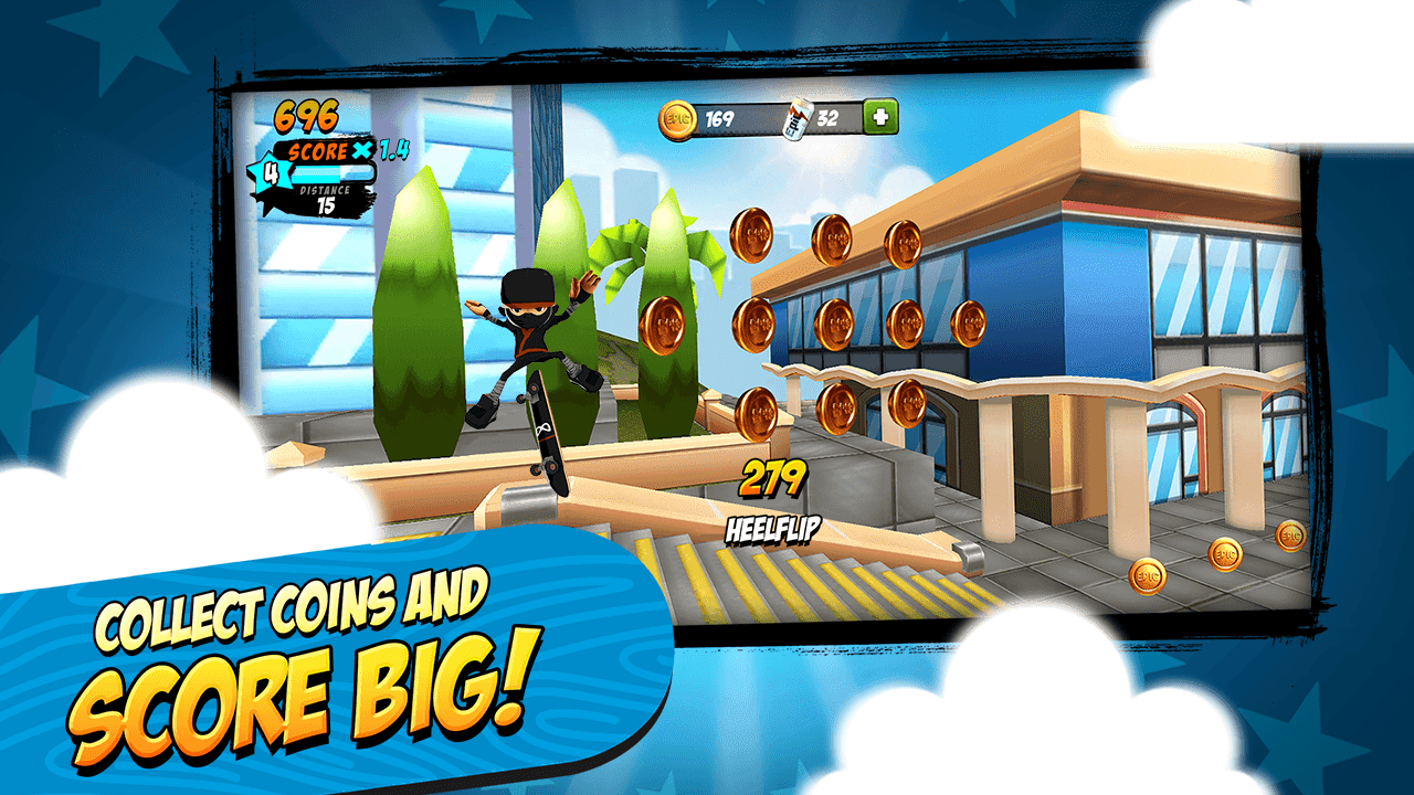 Epic-Skater-Android-screenshot