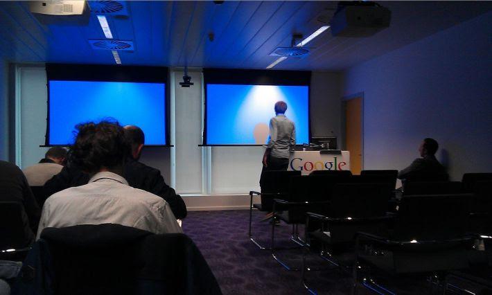 Google-conférence