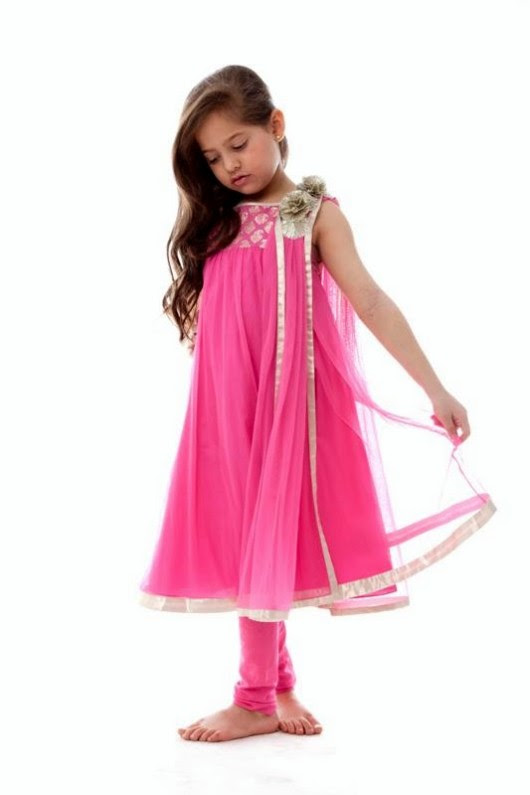 Indian-Child-Lehenga-Salwar-Kameez-Frock-and-Kurta-by-Kidology-Designer-Kidswear-Dresses-2013-15