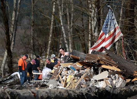 Two More Bodies Recovered From Mudslide Scene - NBC News