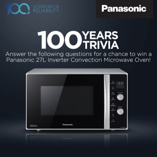 #Win Microwave Oven from Panasonic #Malaysia - #GIFTOUT #FREE #GIVEAWAYS | #Singapore | #Malaysia | #USA | #Korea | #Worldwide