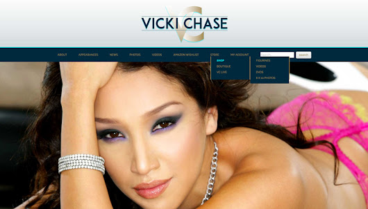 Website Design – Vicki Chase | TBSDesigns | Professional Graphic / Web Design