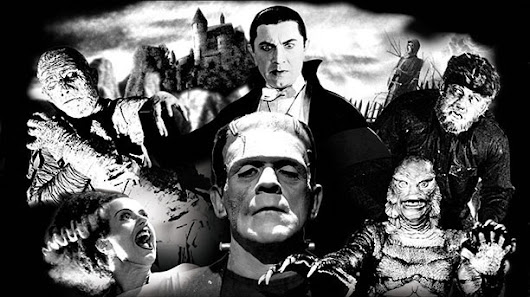 21 Days of Halloween Countdown Monster Mash Up Movies